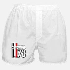 Mustang 73 RWB Boxer Shorts