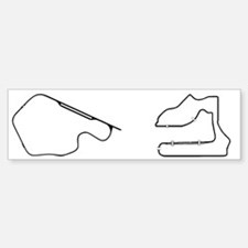 Track Map Decal