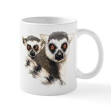 Lemurs Mug