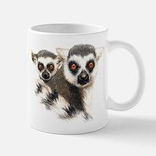 Lemurs Small Mugs