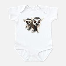 Lemurs Infant Bodysuit
