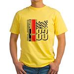 Mustang 83 RWB Yellow T-Shirt