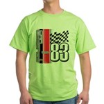 Mustang 83 RWB Green T-Shirt