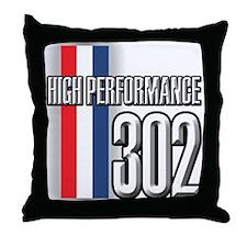 302 RWB Throw Pillow