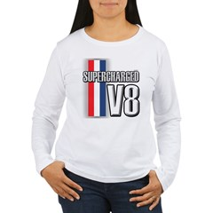 Supercharged v8 RWB T-Shirt