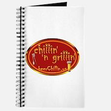 Unique Grillin and chillin Journal