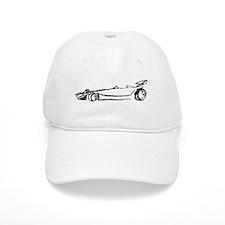 Formula Racing Car Baseball Cap