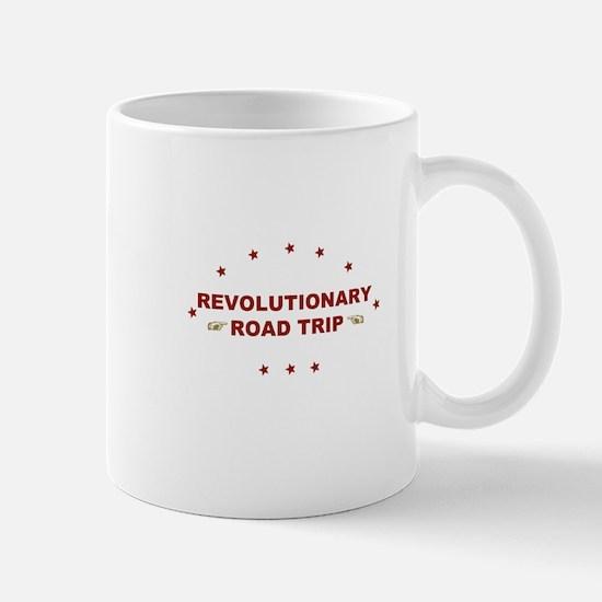 Revolutionary Road Trip Mug