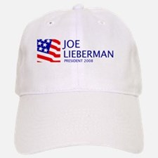 Lieberman 08 Baseball Baseball Cap