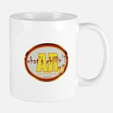 Funny Grillin and chillin Mug