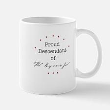 Thomas Heyward Jr. Descendant Mug