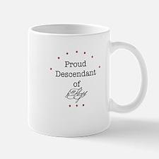 William Floyd Descendant Mug