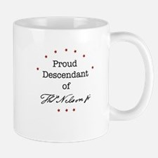 Thomas Nelson Jr. Descendant Mug
