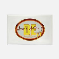 Grillin and chillin Rectangle Magnet