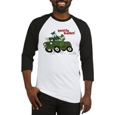 Beetle and Sarge in Jeep Baseball Jersey