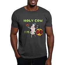 Cow 80th Birthday T-Shirt