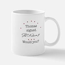 Thomas Nelson Jr. Mug