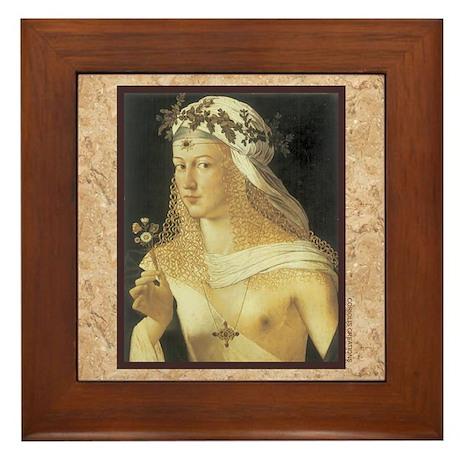 Veneto - Borgia - Framed Tile
