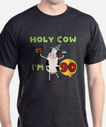 Cow 90th Birthday T-Shirt