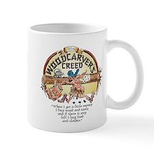 Woodcarver's Creed Mug