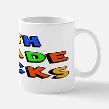4th Grade Rocks Mug