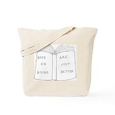 Unique Cullen boys Tote Bag