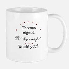 Thomas Heyward Jr. Mug
