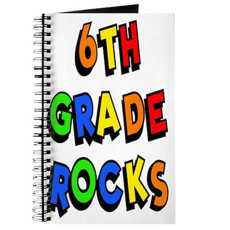 6th Grade Rocks Kids Light T-Shirt 6th Grade Rocks T-Shirt ... |Sixth Grade Rocks