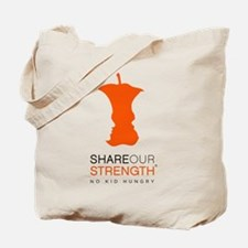 Share Our Strength Logo Tote Bag