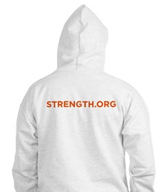 Share Our Strength Logo Hoodie
