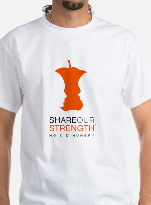 Share Our Strength Logo Shirt
