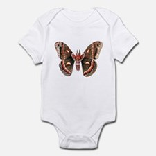 Cecropia Moth Infant Bodysuit