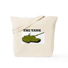 The Tank Tote Bag