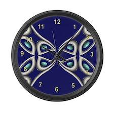 Large Modern Design Wall Clock