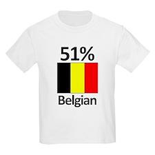 51% Belgian T-Shirt