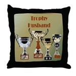 Honor Dad Throw Pillow