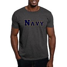 """""""Navy Blue"""" T-Shirt"""
