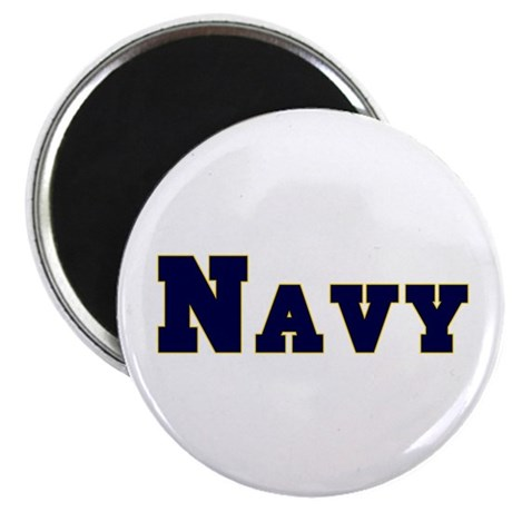 """Navy Blue"" Magnet"
