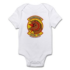 527th AS Infant Bodysuit