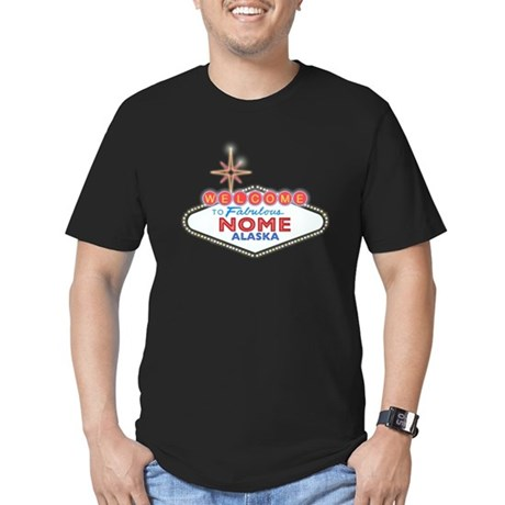 Fabulous Nome Men's Fitted T-Shirt (dark)