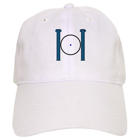 Masonic Point Within a Circle Cap