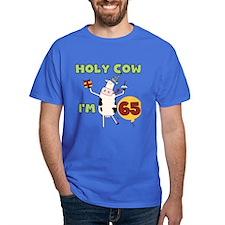 Cow 65th Birthday T-Shirt