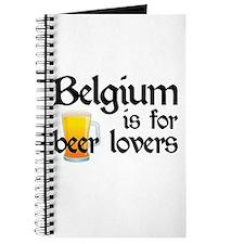 Belgium is for Beer Lovers Journal