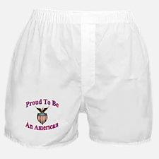 Proud American Boxer Shorts
