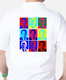 Reagan Portraits T-Shirt