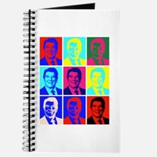 Reagan Portraits Journal