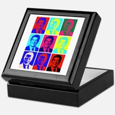 Reagan Portraits Keepsake Box