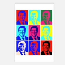 Reagan Portraits Postcards (Package of 8)