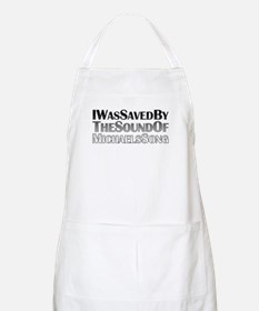Saved by Michael's Song BBQ Apron