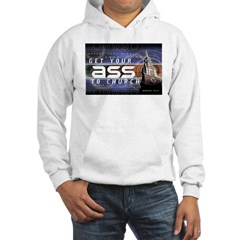 Get Your Ass to Church Hoodie